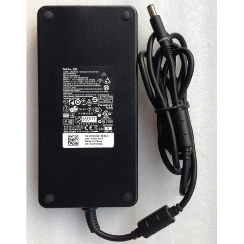 Replacement Dell Alienware M18x R2/i7-3630QM Win 7 AC Power Supply Adapter Charger