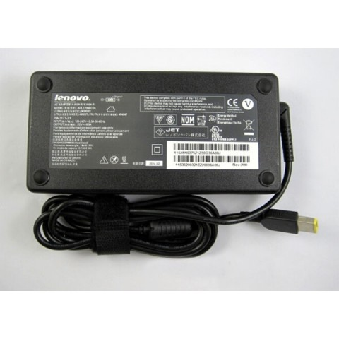 Replacement Lenovo Thinkpad W550s 20E20-00C AC Power Adapter Charger