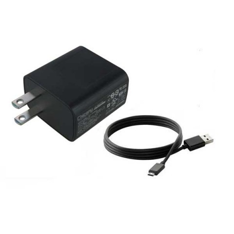 Replacement Sony Xperia SGP312ARB Power Adapter Charger + Micro USB Cable